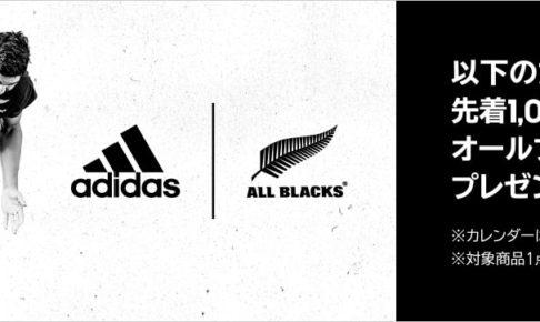 adidas オールブラックス2