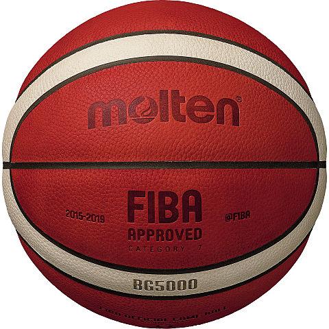 モルテン バスケットボール BG5000