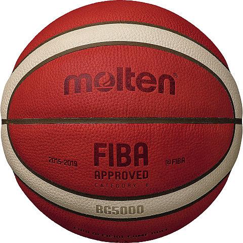 モルテン バスケットボール BG5000 6号