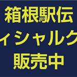 ミズノのオンラインショップで箱根駅伝オフィシャルグッズが予約販売中!